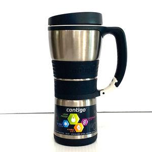 CONTIGO Travel Mug Hot or Cold Coffee Tea 16oz NEW